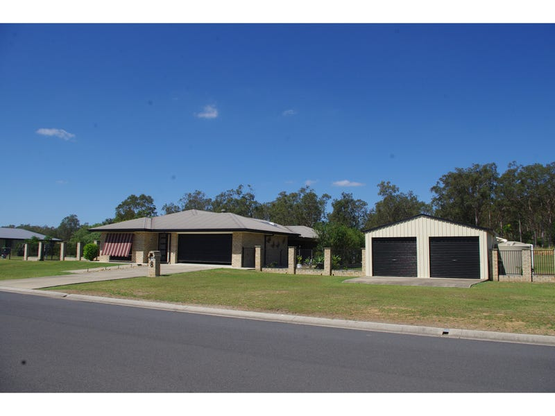 8 Yappa Court, Lake Clarendon, Qld 4343