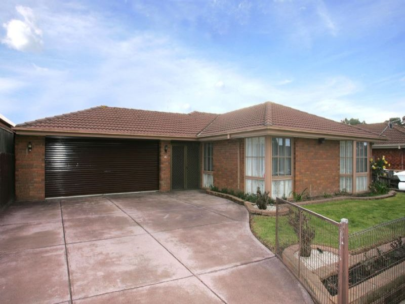 45 Farnborough Avenue, Craigieburn, Vic 3064