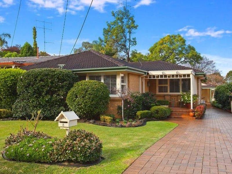 8 Lund Street, Denistone, NSW 2114