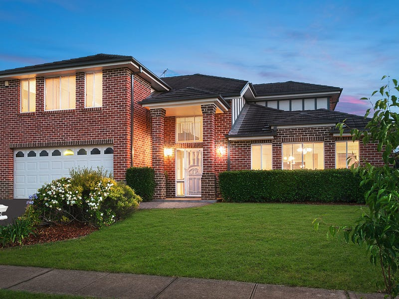 15 Queensbury Avenue, Kellyville, NSW 2155