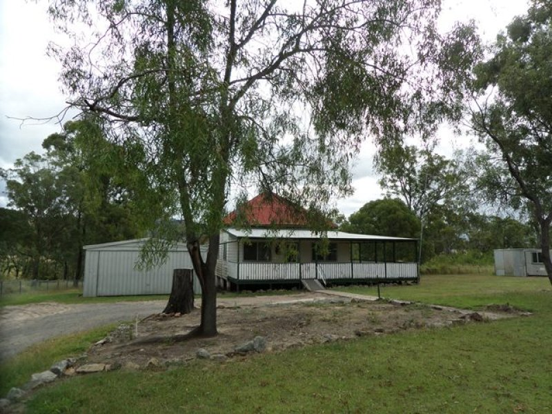 20 Mt Berryman Rd, Blenheim, Qld 4341