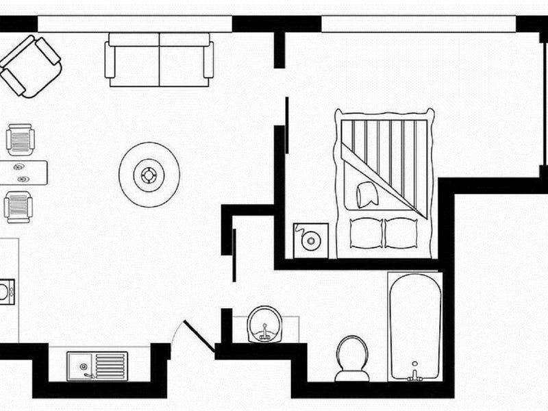 202/318 Little Bourke Street, Melbourne, Vic 3000 - floorplan