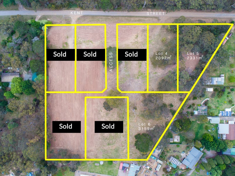 Lots 1 - 8 Kent Road, Yerrinbool, NSW 2575