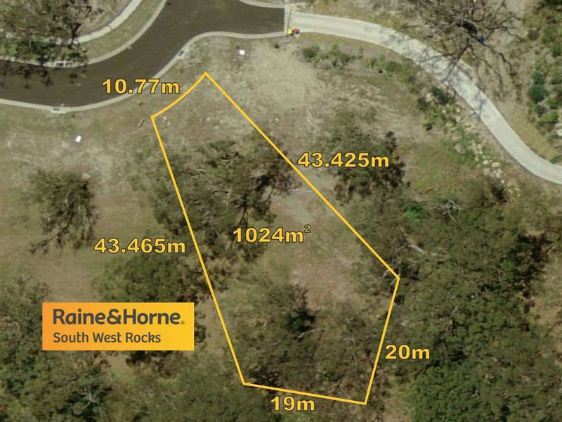 Lot 25, Racemosa Circuit, South West Rocks, NSW 2431