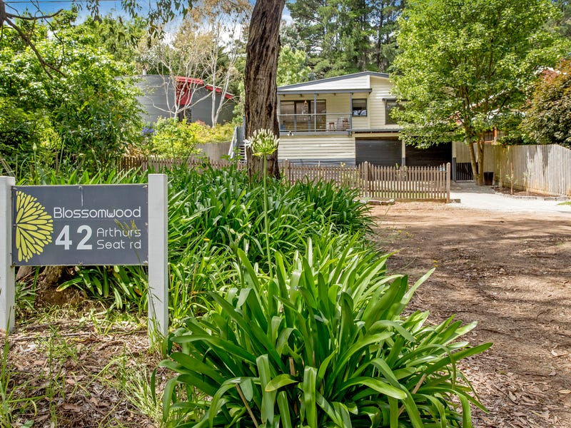 42 Arthurs Seat Road, Red Hill, Vic 3937
