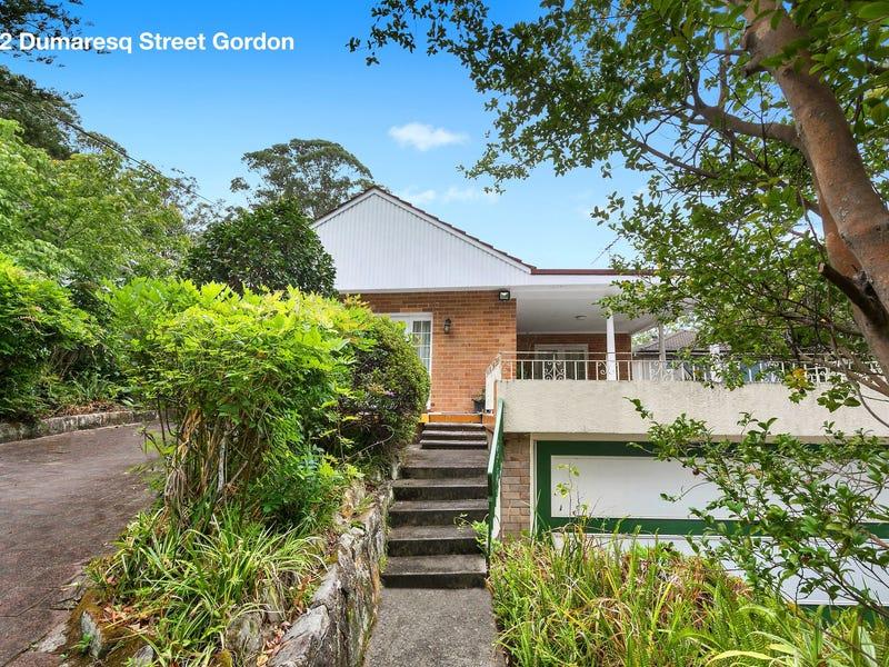 62 Dumaresq Street, Gordon, NSW 2072