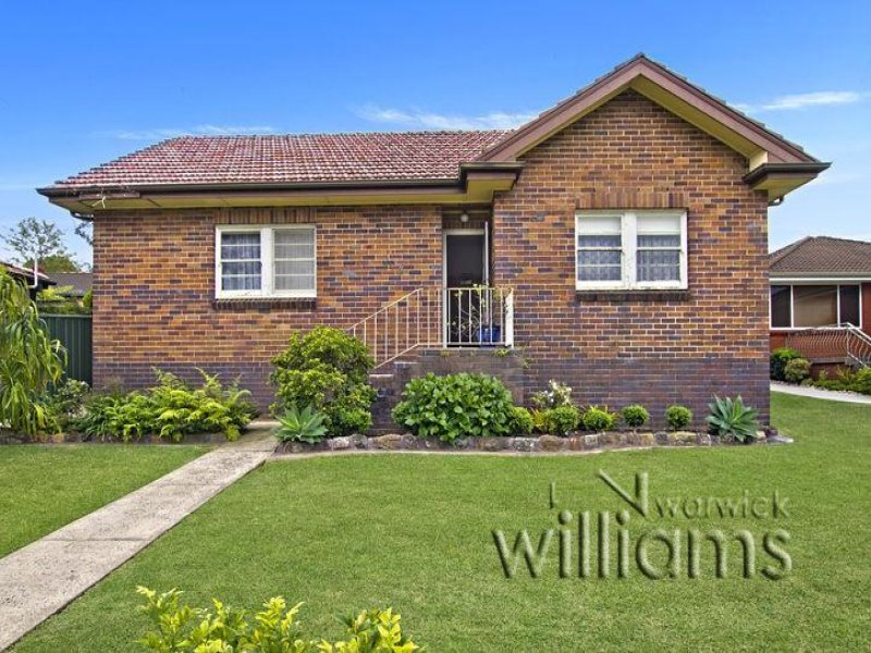 4 Napier Street, Mays Hill, NSW 2145
