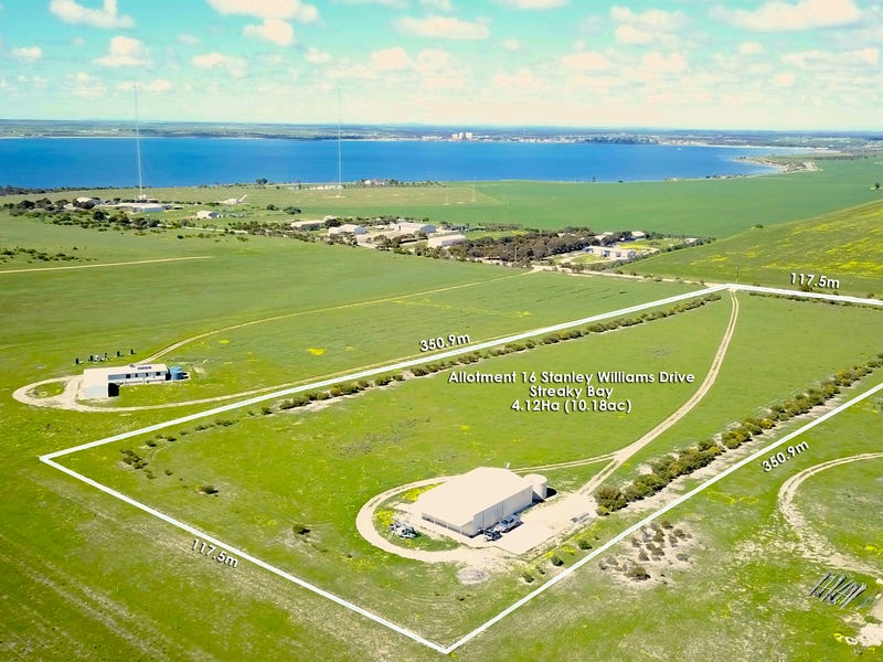Allot 16 Stanley Williams Dr, Streaky Bay, SA 5680