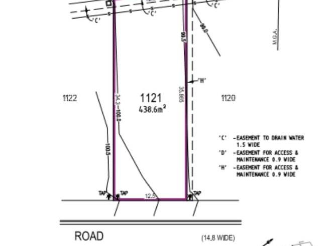 Lot 1121, Proposed Road, Menangle Park, NSW 2563