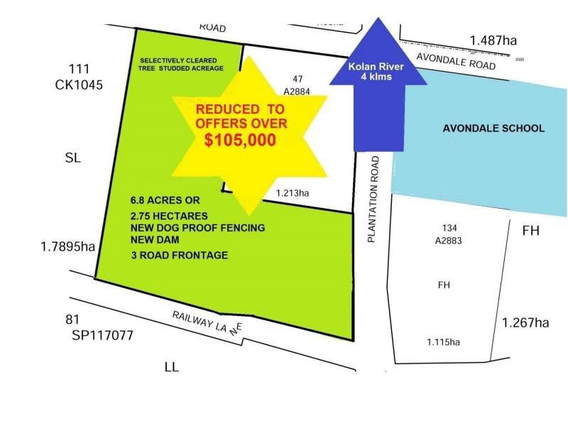 L110 Avondale Road, Avondale, Qld 4670