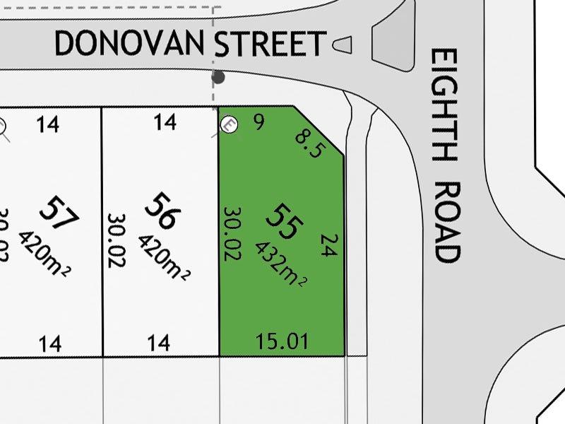 Lot 55 Donovan Street, Haynes