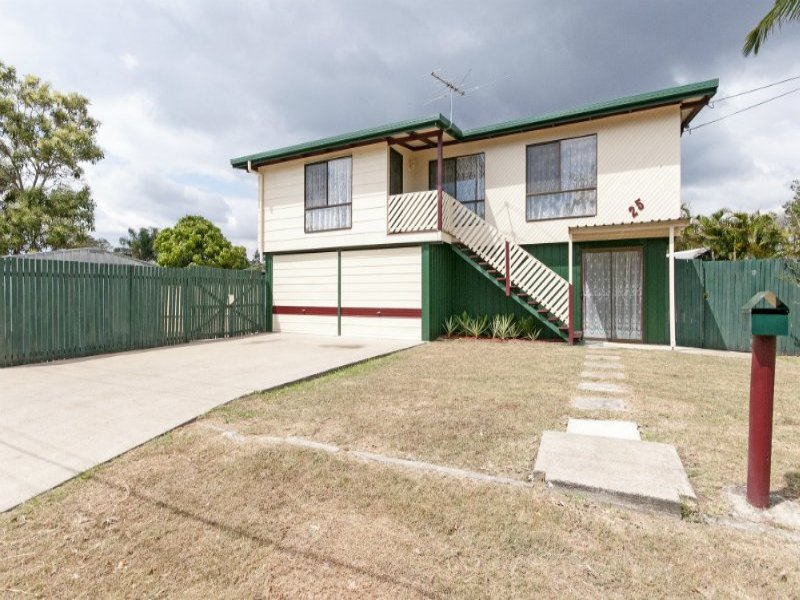 25 Helen Street, North Booval, Qld 4304