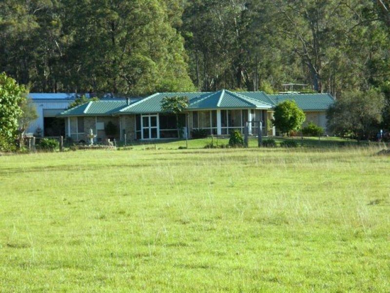 319 Middle Creek Road, Kangaroo Creek, NSW 2460