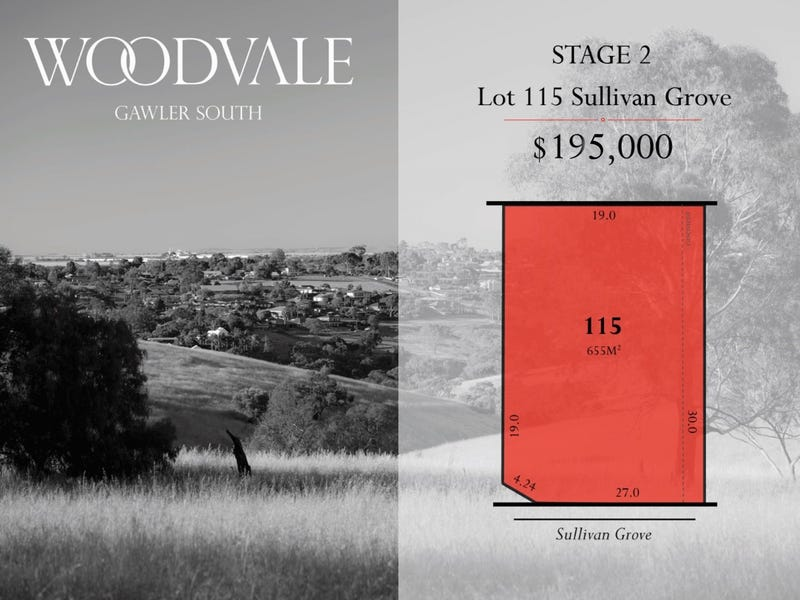 Lot 115 Millers Road, Gawler South, SA 5118