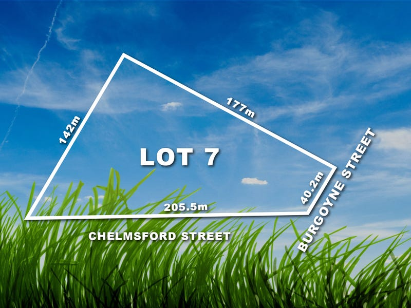 Lot 7 Burgoyne Street, Scarsdale, Vic 3351