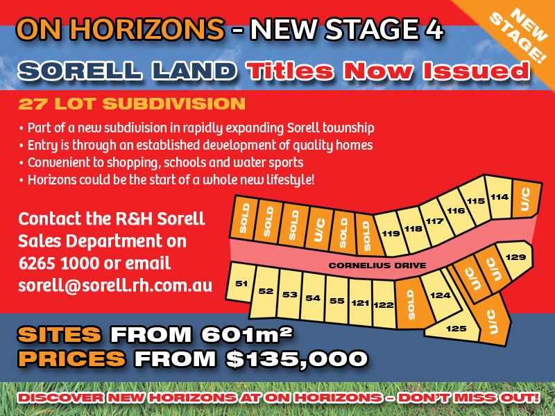 Lot 53 'On Horizons', Cornelius Drive, Sorell, Tas 7172