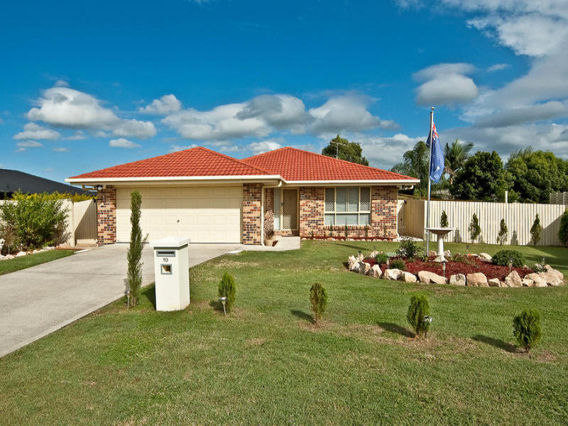 10 Crosby Crescent, Raceview, Qld 4305