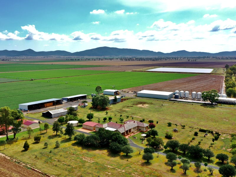 """Bindaree"" 43 Orange Grove Rd, Gunnedah, NSW 2380"