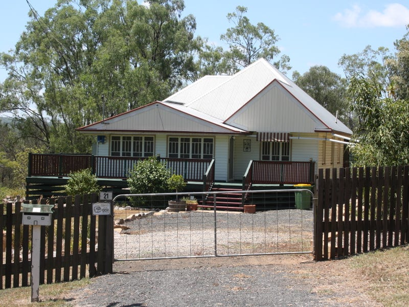 21 Squires Road, Lockyer, Qld 4344