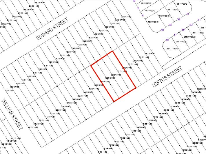 Lot 28, 29, 30 & 31, Loftus Street, Riverstone