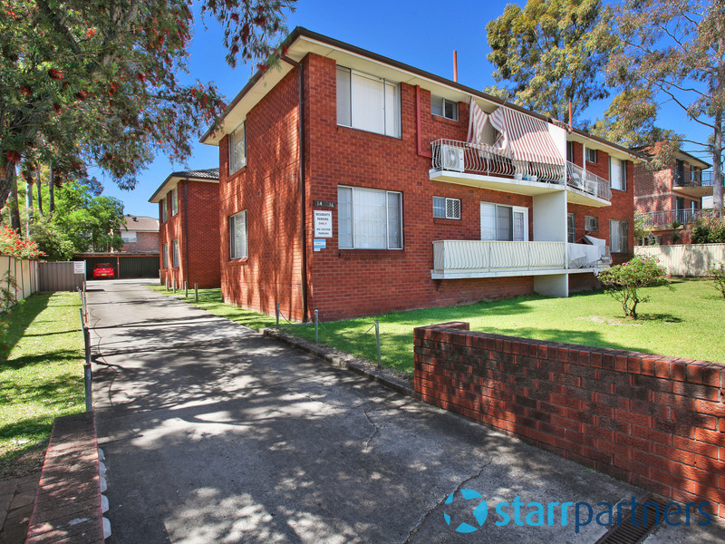 9/14-16 Sherwood Road, Merrylands, NSW 2160