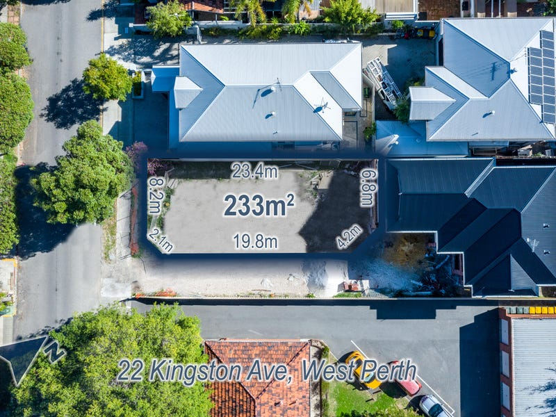 22 Kingston Avenue, West Perth, WA 6005