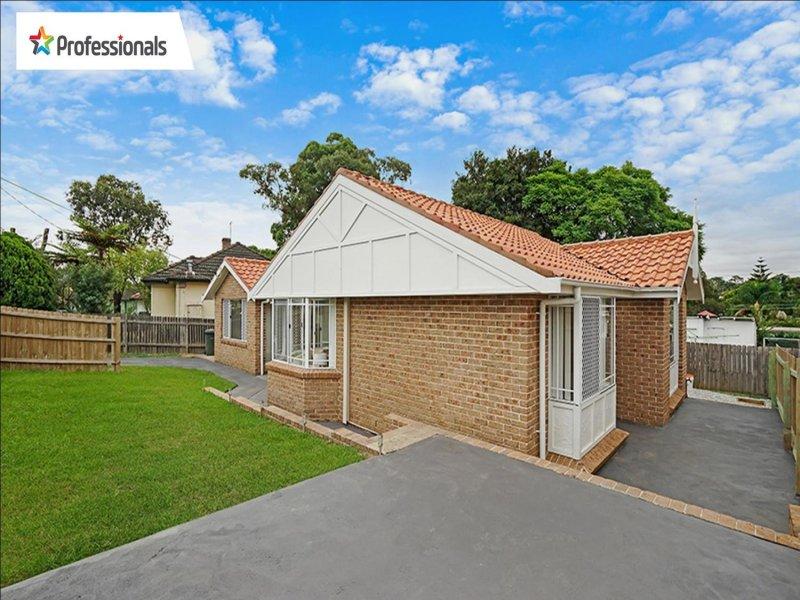 20A. Wentworth Street, Ermington, NSW 2115