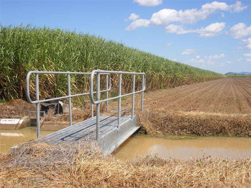 Clare cane farm, Clare, Qld 4807