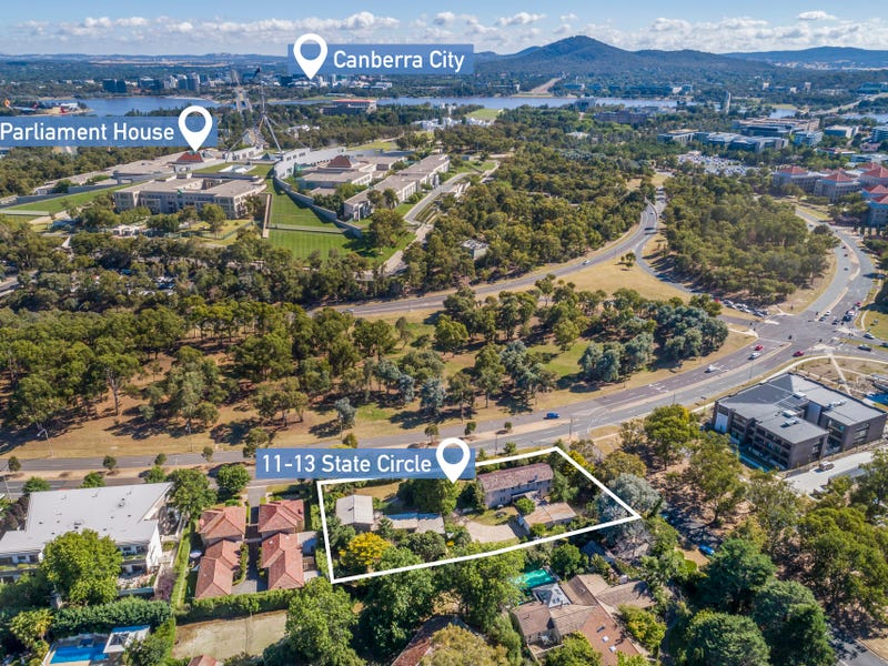 11-13 State Circle, Forrest, ACT 2603