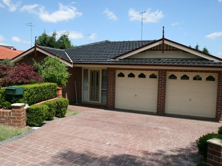 100 Sanctuary Drive, Beaumont Hills, NSW 2155
