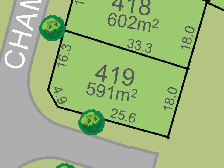Lot 419, Chamomile street, Chisholm, NSW 2322
