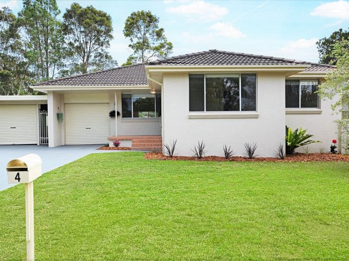 4 Farrar Drive, North Nowra, NSW 2541