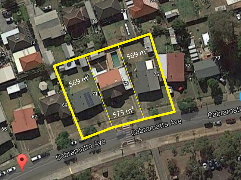 71, 73 & 75 Cabramatta Avenue, Miller, NSW 2168