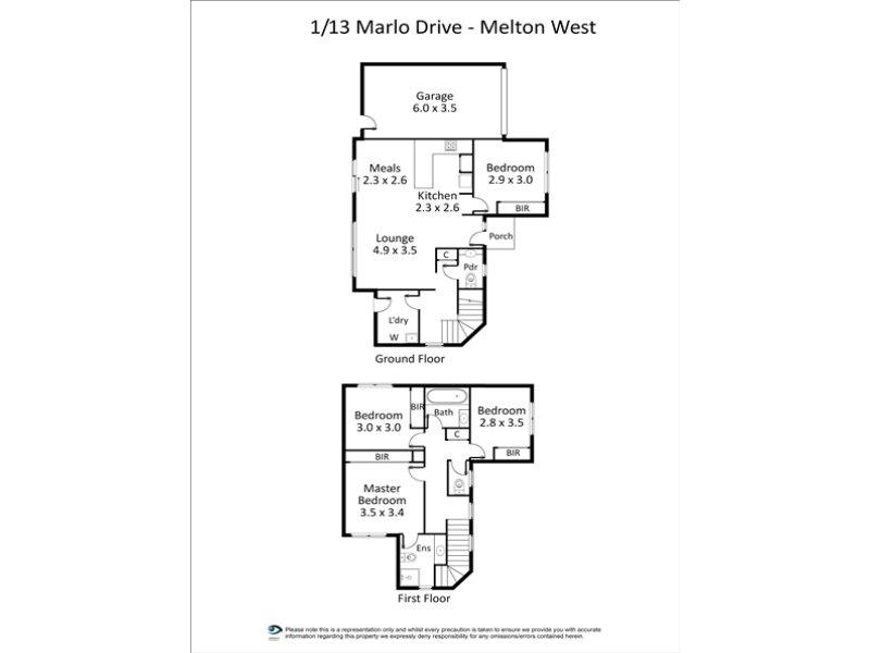 1/13 Marlo Drive, Melton West, Vic 3337