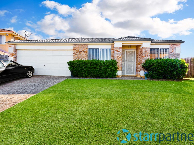 75 Canyon Drive, Stanhope Gardens, NSW 2768