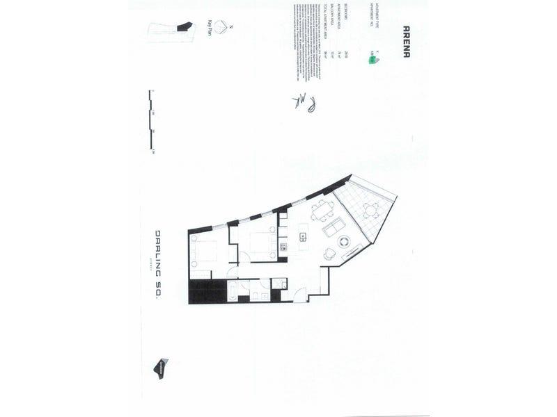 NE Harbour Street, Sydney, NSW 2000 - floorplan