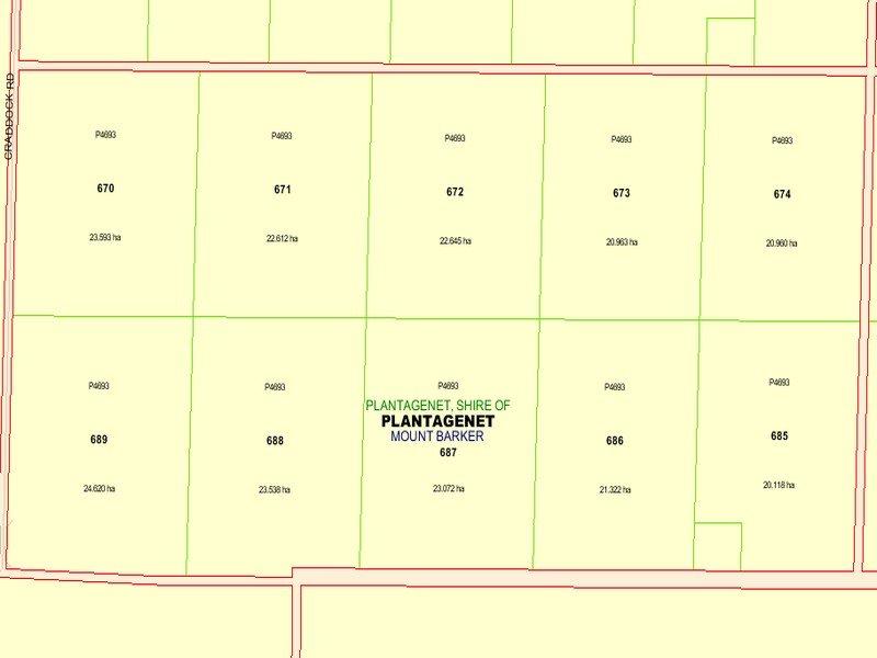 689, 689 Pearce Road, Mount Barker, WA 6324