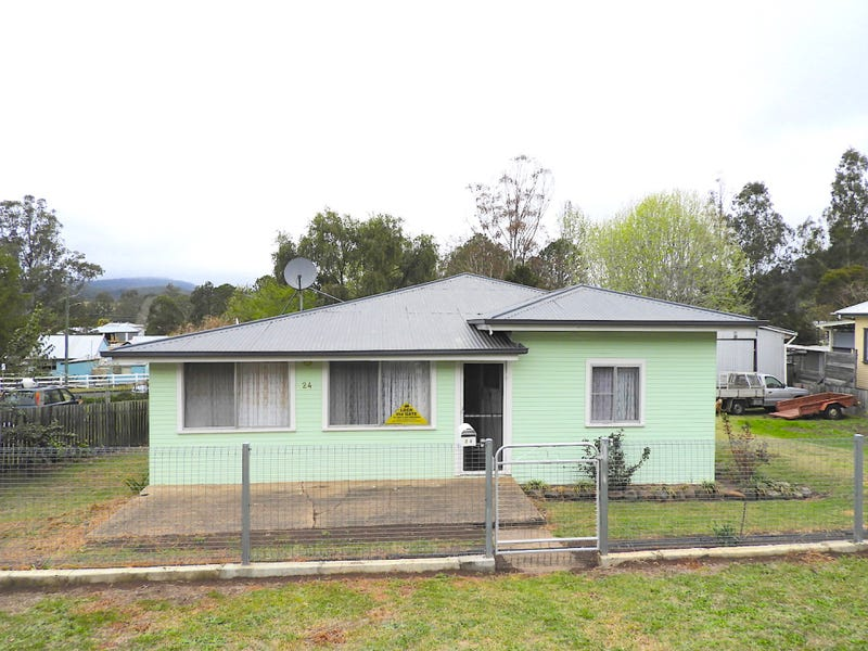 24  Beaury Street, Urbenville, NSW 2475