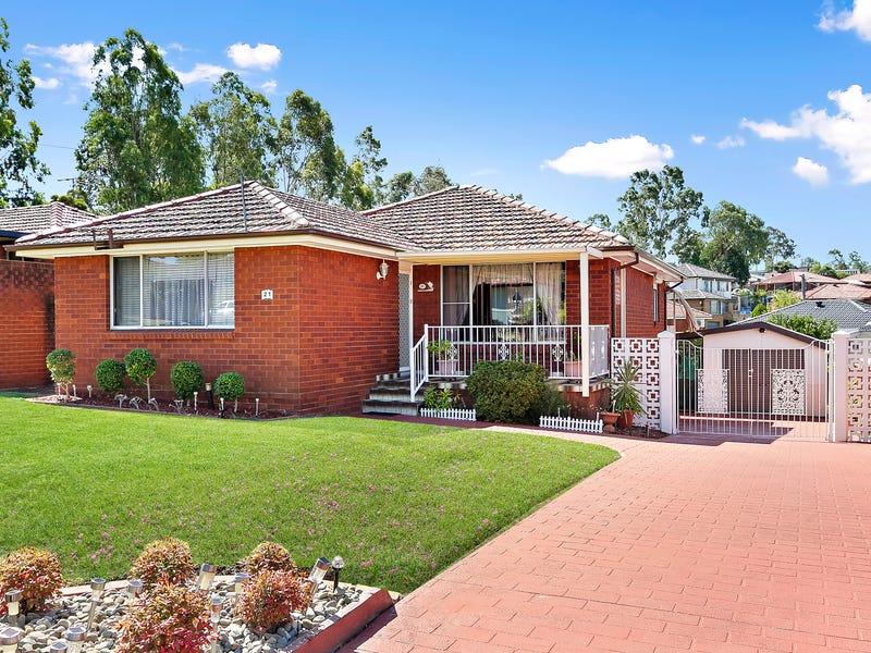 21 JEFFREY AVE, Greystanes, NSW 2145