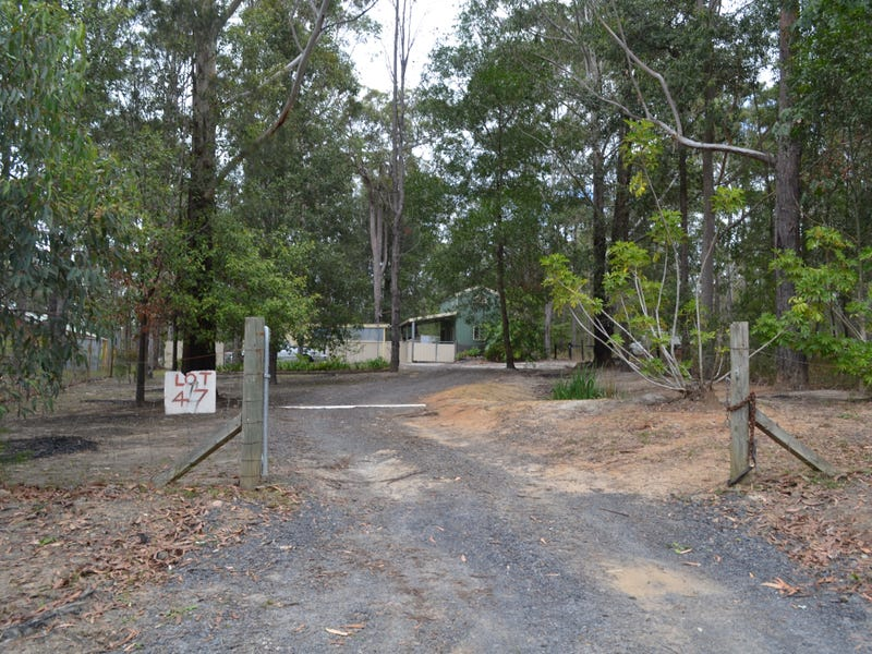 Lot 47 Bowen Street (Jerberra Estate), Tomerong, NSW 2540