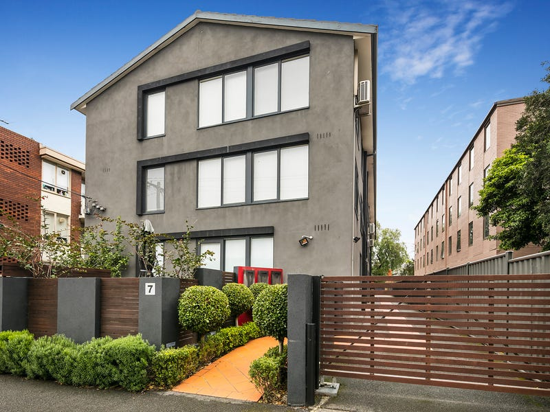 10/7 Barnsbury Road, South Yarra, Vic 3141