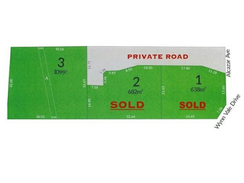 Lot 3 Wynn Vale Drive, Gulfview Heights, SA 5096