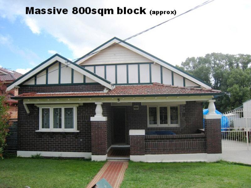 5 Jarrett Street, Clemton Park, NSW 2206