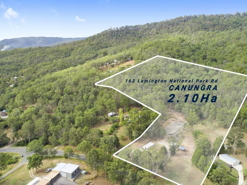 163 Lamington National Park Road, Canungra, Qld 4275