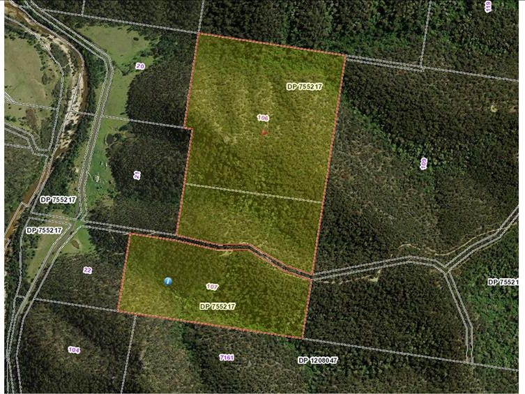 Lot106&107 Wollombi Road, Paynes Crossing, NSW 2325
