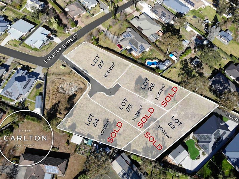 Lot 23-27, Biggera Street, Mittagong, NSW 2575