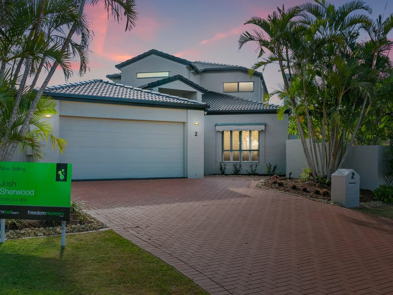 2 Medina Court, Ormiston, Qld 4160