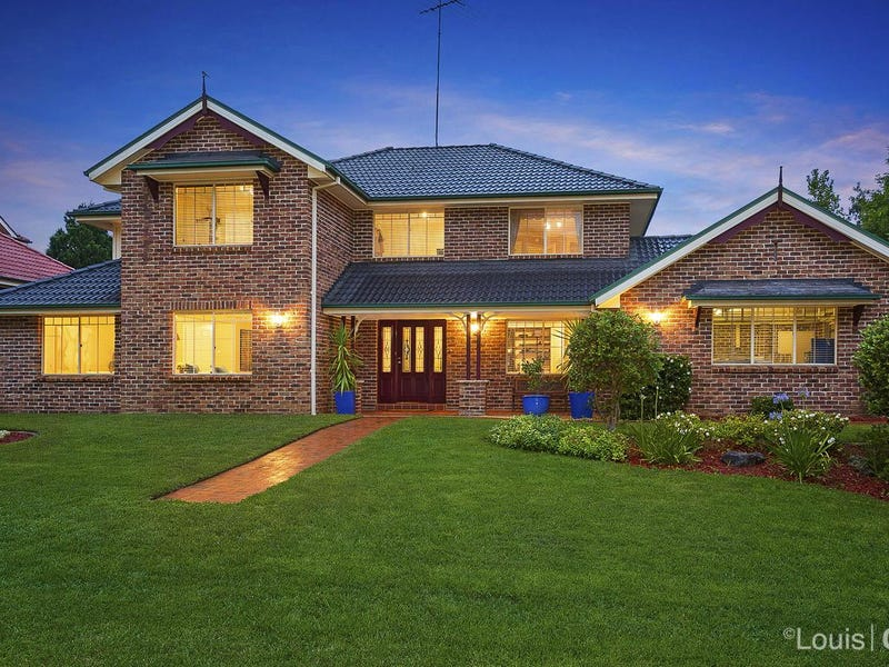 2 Morven Court, Castle Hill, NSW 2154