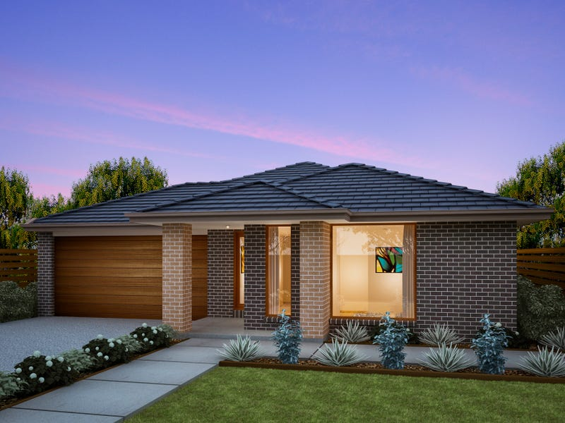 Lot 8114 Coolbinia Avenue Harpley Werribee Vic 3030 House For