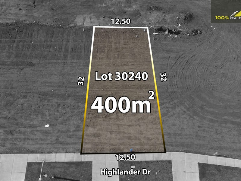 Lot 30240 Highlander Drive, Craigieburn, Vic 3064
